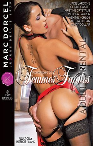 Pornochic 22: Femmes Fatales Porn Video Art