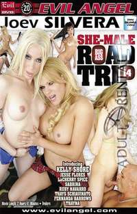 Big-Ass She-Male Road Trip 14 | Adult Rental