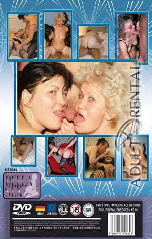 Abuelas de Escandalo Porn Video Art