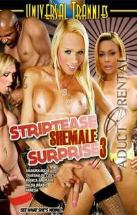 Striptease Shemale Surprise 3 | Adult Rental