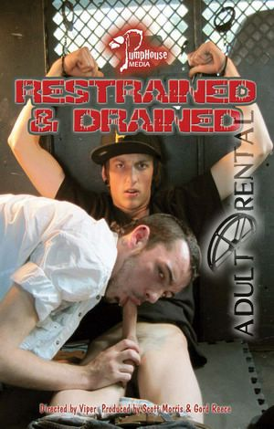 Restrained & Drained Porn Video Art