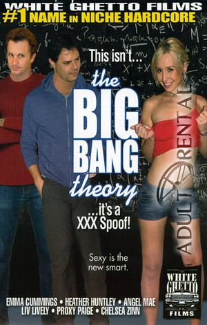 This Isn't The Big Bang Theory Porn Video Art