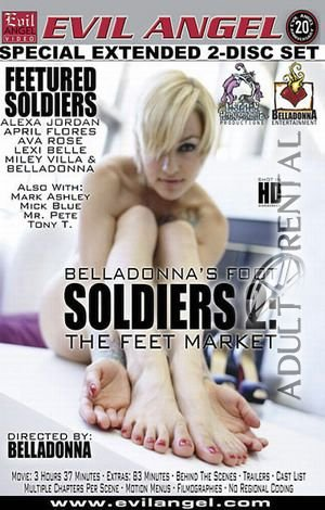 Belladonna's Foot Soldiers 2: Disc 1 Porn Video Art