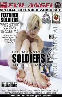 Belladonna's Foot Soldiers 2: Disc 1 | Adult Rental