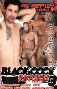 Black Cock Invasion 3 | Adult Rental