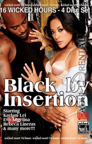 Black By Insertion: Disc 2 Porn Video