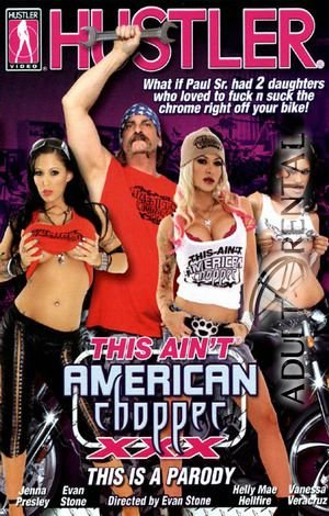 This Ain't American Chopper XXX Porn Video Art