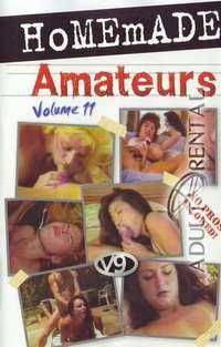 Homemade Amateurs 11 | Adult Rental