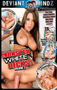 Monster White Dicks 2