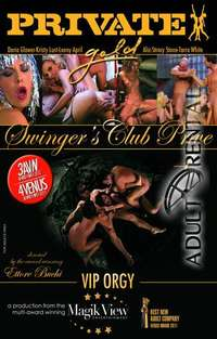 Swingers Club Prive: VIP Orgy