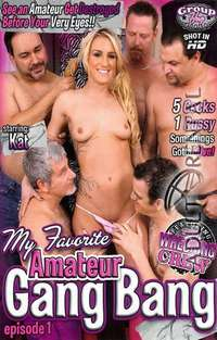 My Favorite Amateur Gang Bang | Adult Rental