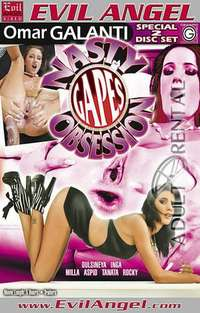 Nasty Gapes Obsession - Disc #1 | Adult Rental