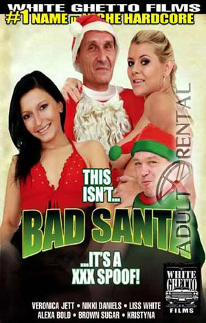 This Isn't Bad Santa It's A XXX Spoof Porn Video