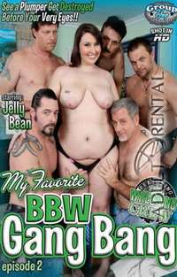 My Favorite BBW Gang Bang 2