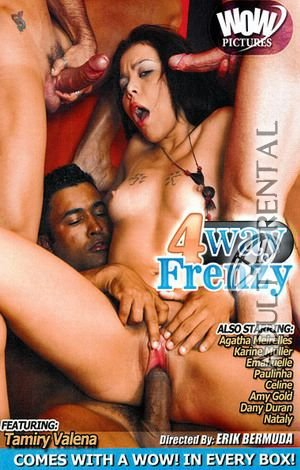 4 Way Frenzy Porn Video Art