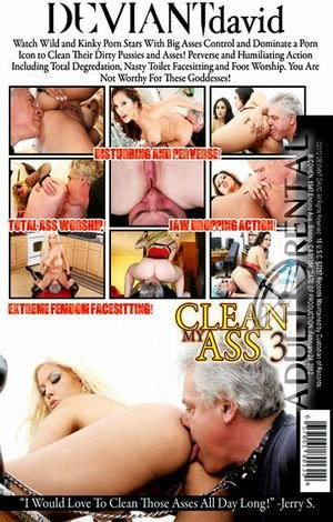 Clean My Ass 3 Porn Video Art