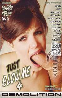 Just Blow Me 4 | Adult Rental