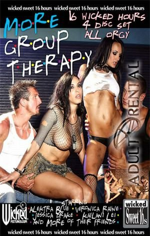 More Group Therapy: Disc 1 Porn Video Art