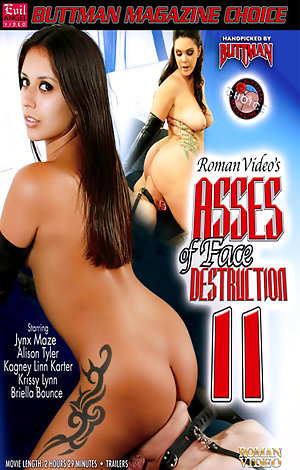 Asses Of Face Destruction #11 Porn Video
