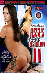Asses Of Face Destruction #11 | Adult Rental