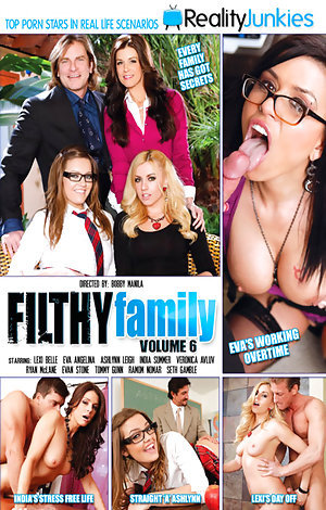 Filthy Family #6 Porn Video Art