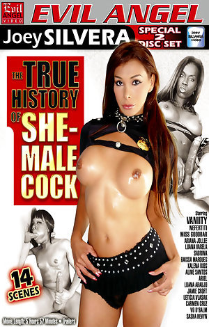 The True History Of She Male Cock - Disc #2 Porn Video Art