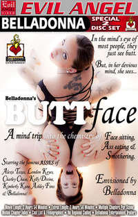 Belladonna's Buttface -  Disc #1 | Adult Rental