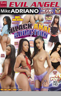 Black Anal Addiction -  Disc #1 | Adult Rental