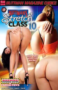 Buttman's Stretch Class #10 | Adult Rental