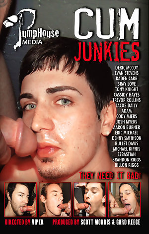 Cum Junkies Porn Video Art