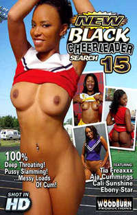 New Black Cheerleader Search #15 | Adult Rental