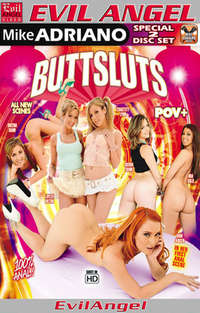 Buttsluts - Disc #2 | Adult Rental