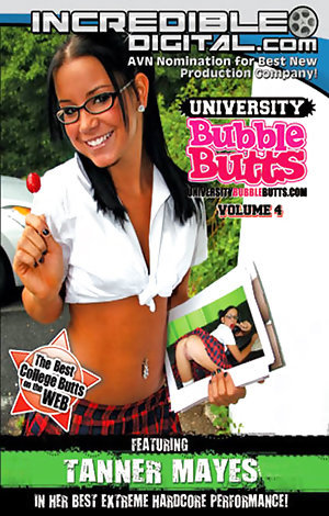 University Bubble Butts #4 Porn Video Art