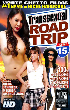 Transsexual Road Trip #15 Porn Video Art