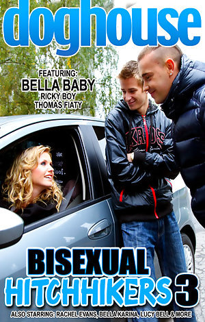 Bisexual Hitchhikers # 3 Porn Video Art