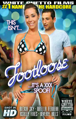 This Isn't Footloose It's A XXX Spoof  Porn Video Art