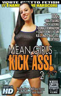 Mean Girls Kick Ass # 2