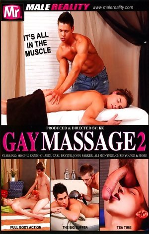 Gay Massage #2  Porn Video Art