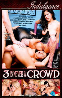 3 Is Never A Crowd | Adult Rental