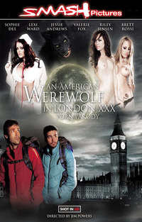 An American Werewolf In London XXX Porn Parody