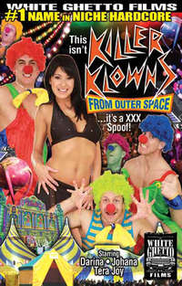 This Isn't Killer Klowns From Outer Space It's A XXX Spoof | Adult Rental