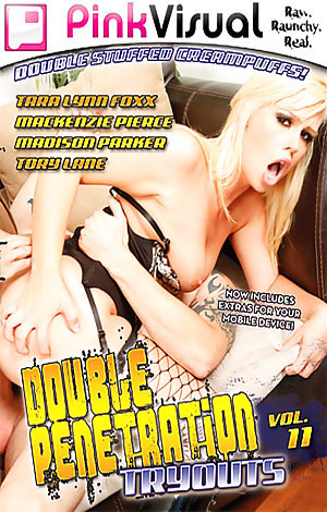 Double Penetration Tryouts # 11 Porn Video Art