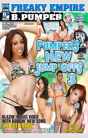 Pumper's New Jump Offs # 3 - Disc #1 Porn Video Art