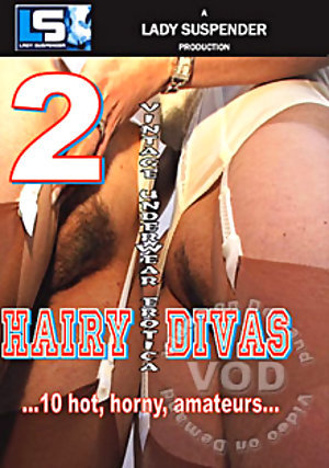 Hairy Divas #2 Porn Video Art