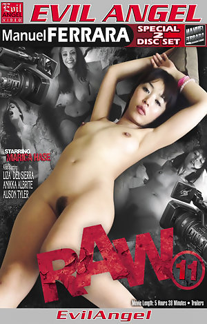 Raw #11 - Disc #2 Porn Video Art