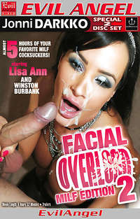 Facial Overload: Milf Edition #2 - Disc #1 | Adult Rental