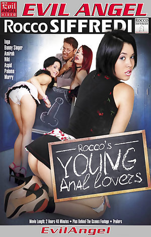 Rocco's Young Anal Lovers  Porn Video Art