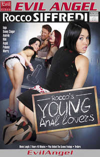 Rocco's Young Anal Lovers  | Adult Rental