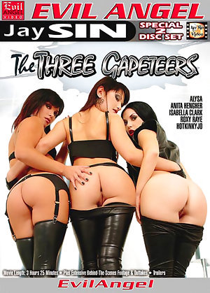 The Three Gapeteers - Disc #2 Porn Video Art