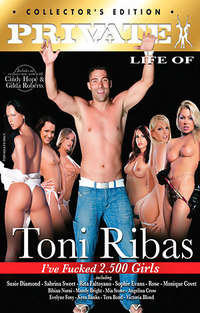 Private Life Of Tony Ribas | Adult Rental